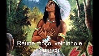 Caboclo Pena Branca - Josimar de Oxóssi