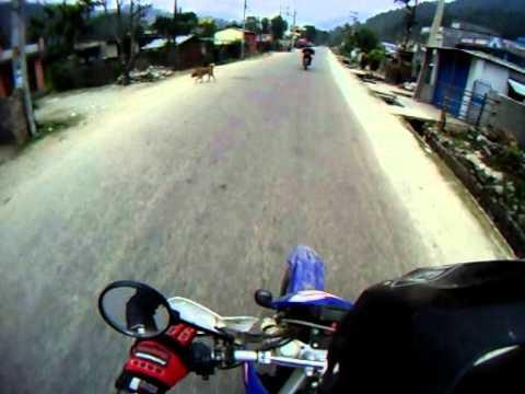 Rickshaw mayhem in nepal by trekkingwithtrav