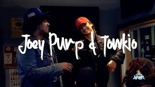 Towkio and Joey Purp - Body Bags Freestyle (Produced By Smoko Ono) | Audiomack Studios - SXSW '16
