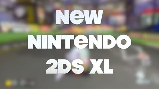 Anunciada New Nintendo 2DS XL - Noticias