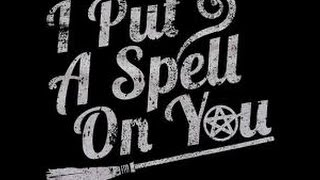 """""""I PUT A SPELL ON  YOU """"  COVER BY LIDIA"""