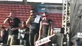 Sekta Core - El Fantasma de la Rana Rock En El Rio 09 Cd Juarez