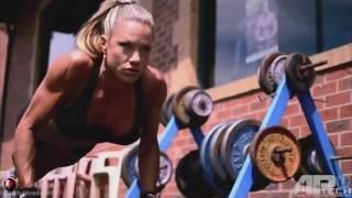Famale fitness motivation