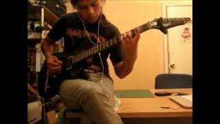 Iron Maiden -  Can I Play With Madness? (Cover)