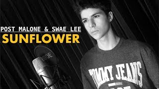 Post Malone, Swae Lee - Sunflower (Spider-Man Into the Spider-Verse) James Bakian cover