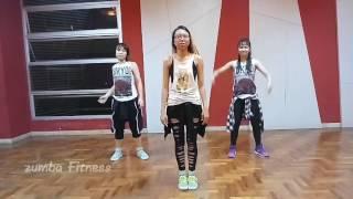 Hey Ma (feat. Camila Cabello) Zumba Fitness Vivaz Studio