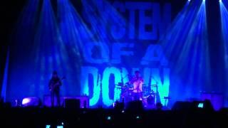 System Of A Down - REVENGA - Live @ São Paulo, 01.10.2011