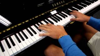 David Guetta feat. Nicki Minaj & Afrojack - Hey Mama Piano Cover