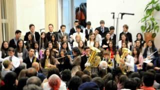 Grup instrumental ''Liceul Baptist Emanuel'' 2011