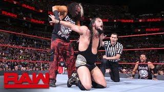 """Woken"" Matt Hardy vs. Bo Dallas: Raw, July 9, 2018"