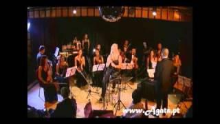 "Ágata Album ""Promessas""  Tema Nao Fiques http://www.Agata.pt Cabaret Maxime"
