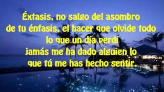 Pablo Alborán - Éxtasis (Letra)