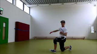 Invincible NCS Freestyle Dance | Andreas Faber