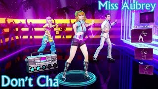 Dance Central 3 | Don't Cha