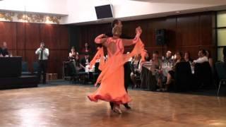 Let's go Dance Oct 2011 Showcase - Daila Ziegler - Waltz