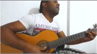 CABEZA DE HACHA EN GUITARRA OSCAR CANTILLO