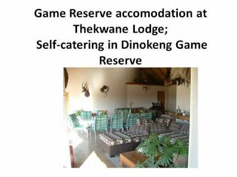 Game Reserve lodgeThekwane Lodge Reviews: Thekwane Lodge, Dinokeng Game Reserve