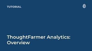 Training   ThoughtFarmer Analytics Overview Logo