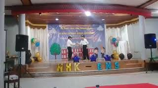 Sidekick Dance SD Efata Nasional School Papua