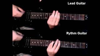 """Jonathan Bueno   """"Decoy"""" - Paramore   Guitar Cover - Stereo (HD)"""