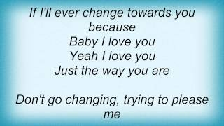Barry White - Just The Way You Are Lyrics_1