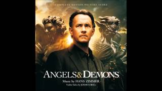 12) Seal The Doors (Angels And Demons--Complete Score)