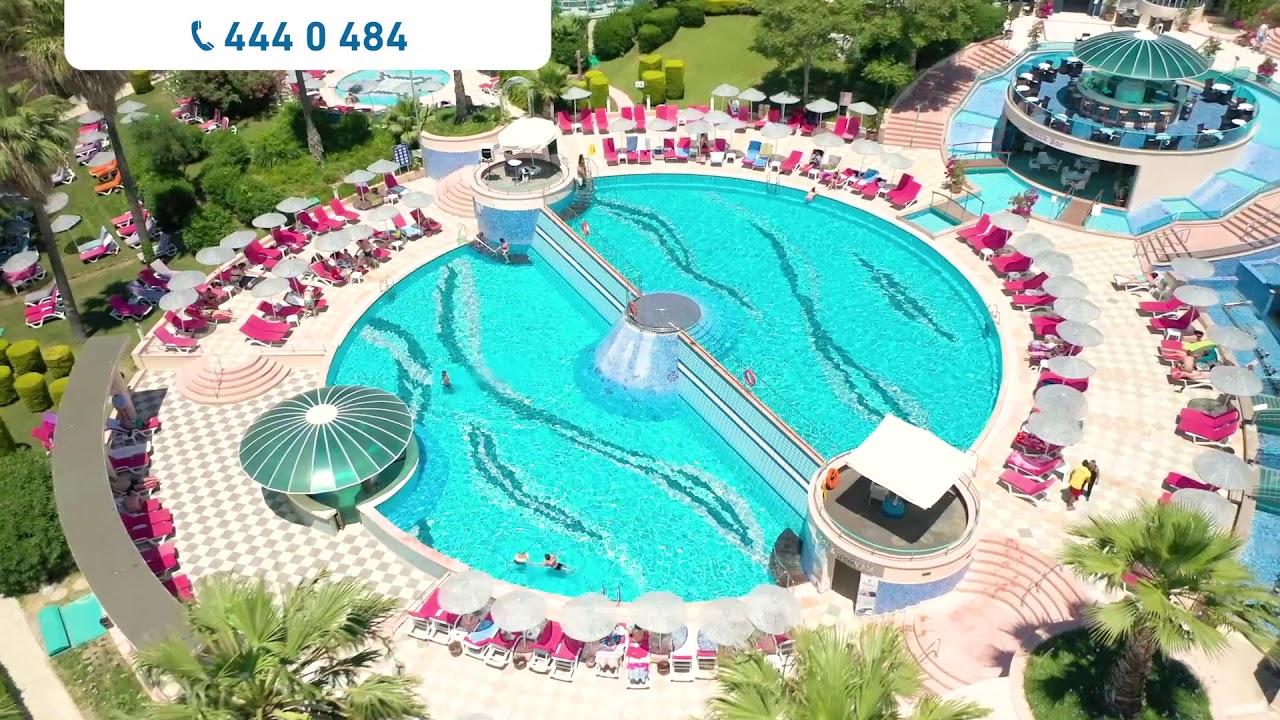 Hotel Grand Blue Sky Turcia (3 / 24)