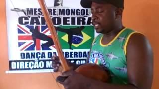 Mestre Guimba - Nasceu mais um guerreiro no Quilombo