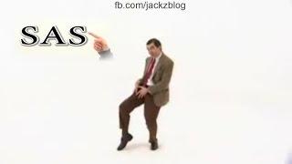 《SAS, SSS, ASA, AAS》feat. Mr. Bean、鄭子誠、梁振英