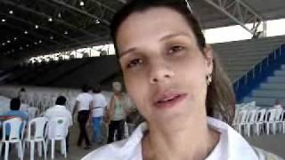 Testemunho de Danielle Sousa de São José dos Campos SP