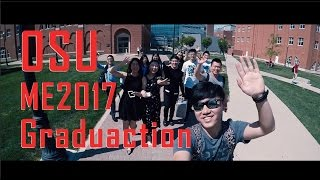 OSU ME Graduation 2017