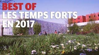 Université Paris 8 - Temps forts en 2017