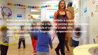Movimiento y música infantil - La Furgoneta