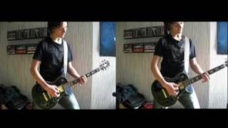 The Offspring - Want You Bad dual guitar cover