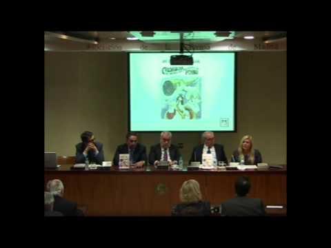 Presentación del libro Crónicas de un país que no quería ser pobre en Madrid