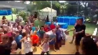Trance em Israel - Educação vem de berço