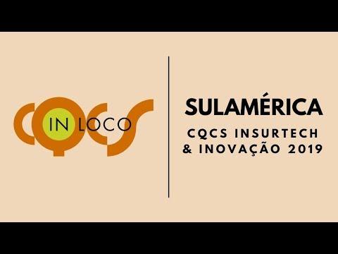 Imagem post: SulAmérica no CQCS Insurtech & Inovação 2019