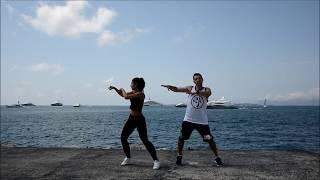 DJ Mam's feat  Houssdjo & Luis Guisao - Tranquilo - Choréo Zumba Fitness By Denis Souvairan Antibes