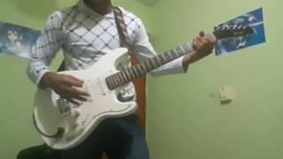 Guitar cover KonoSuba 2 このすば2期 OP TOMORROW ギター TABS