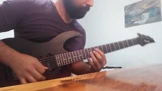 Şebnem Ferah - Yalnız Gitar Solo Cover (Kerem Aktuğ)