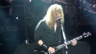 Megadeth - Symphony of Destruction, live @ Gröna Lund, Stockholm 2017