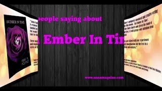 What Are People Saying About 'An Ember In Time' by Anna Aquino