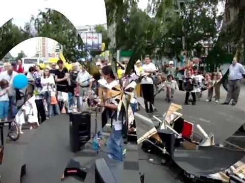 День города Новокузнецк, Ecuador Artist 04.07.2010