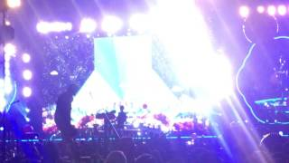 Coldplay Singapore Head Full Of Dreams part 11. Some of Amazing Day