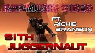 "SWTOR Rap | Music Video - ""Sith Juggernaut"" | By Richie Branson & Hastings"
