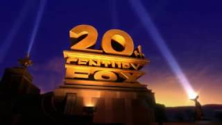 The best I could get of the 2009 prototype 20th Century Fox logo from some game trailers.