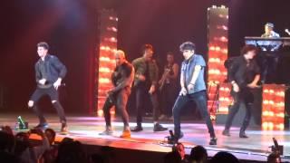 CNCO - Tan Fácil - Auditorio Nacional (21-Julio-2017)