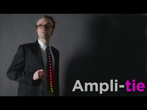 LED Ampli-Tie with Flora