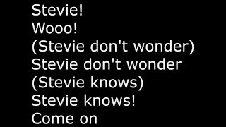Olly Murs - Stevie Knows (Lyrics)