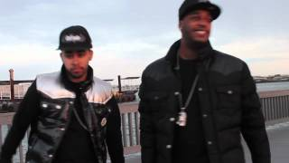 BlackOut Bleezy & Crisis - All She Wrote 45Freestyle